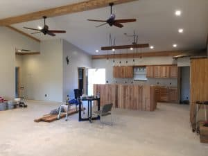 barn home builder in Tahlequah, OK